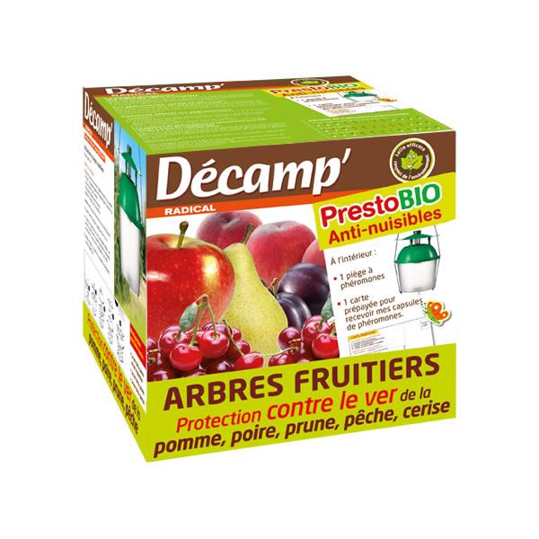 pheromones arbres fruitiers decamp